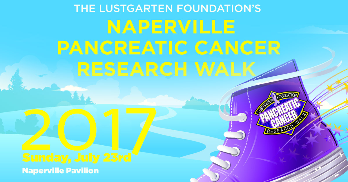 2017 Naperville Pancreatic Cancer Research Walk