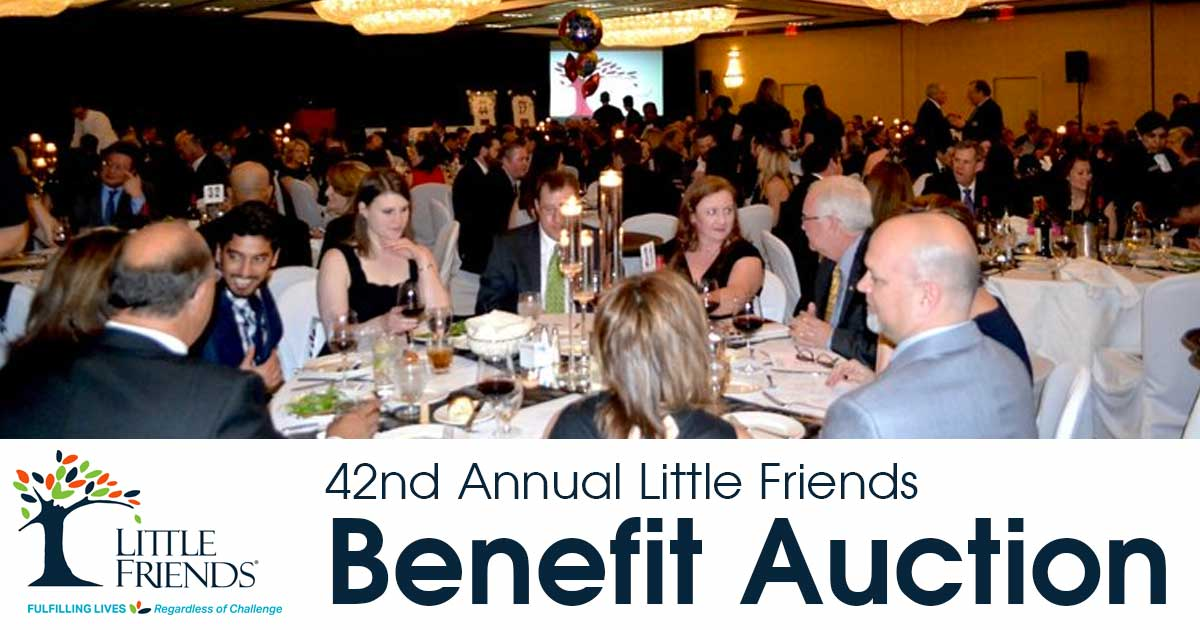 42nd Annual Little Friends Benefit Auction