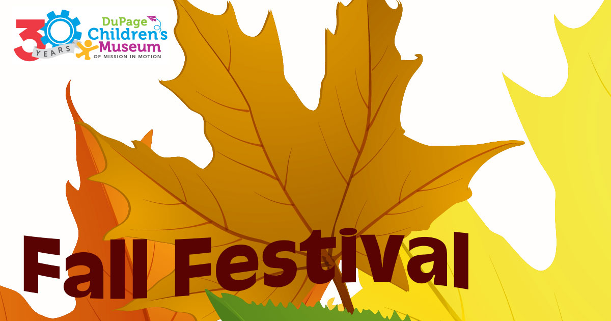 DuPage Children's Museum Fall Festival