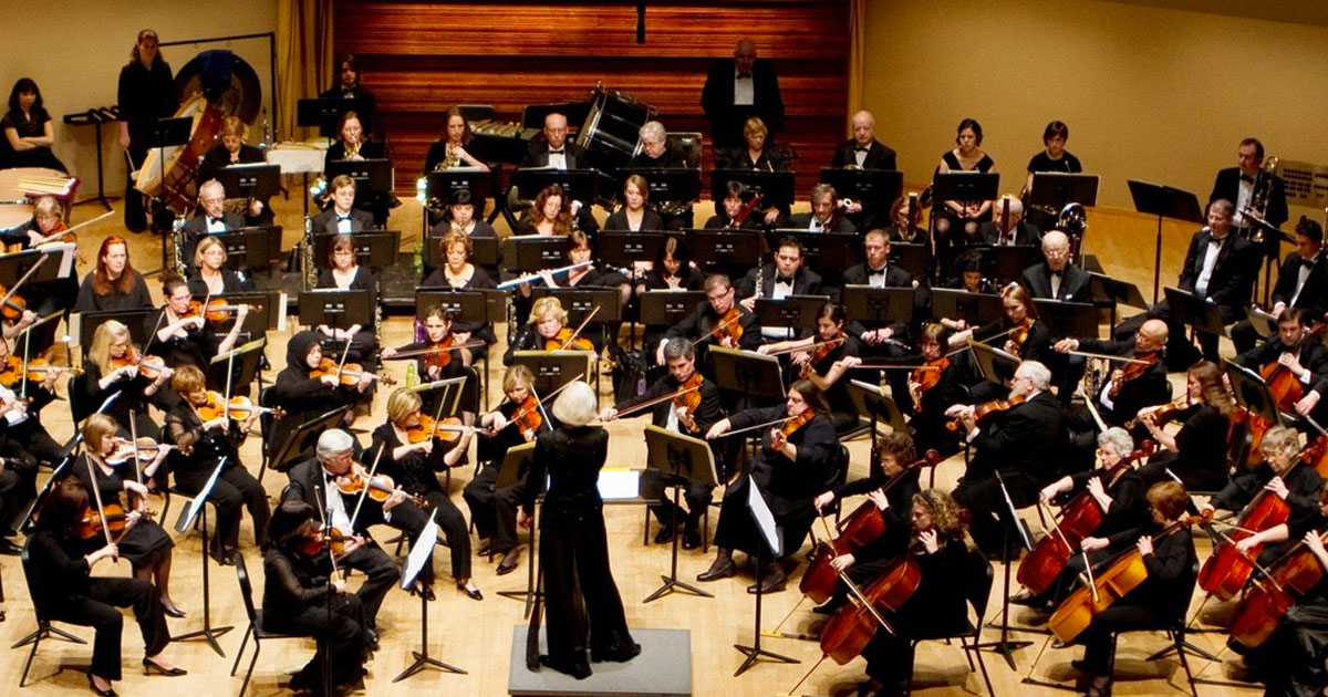 "DuPage Symphony Orchestra, ""Body, Earth, & Spirit"""