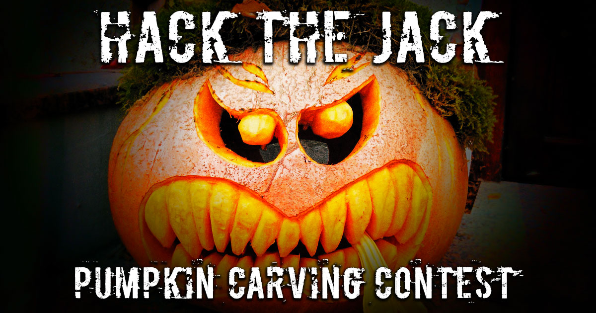 """Hack the Jack"" Pumpkin Carving Contest"