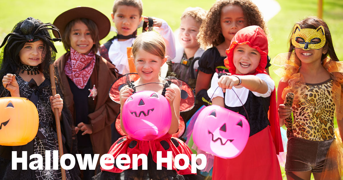Halloween Hop In Downtown Naperville
