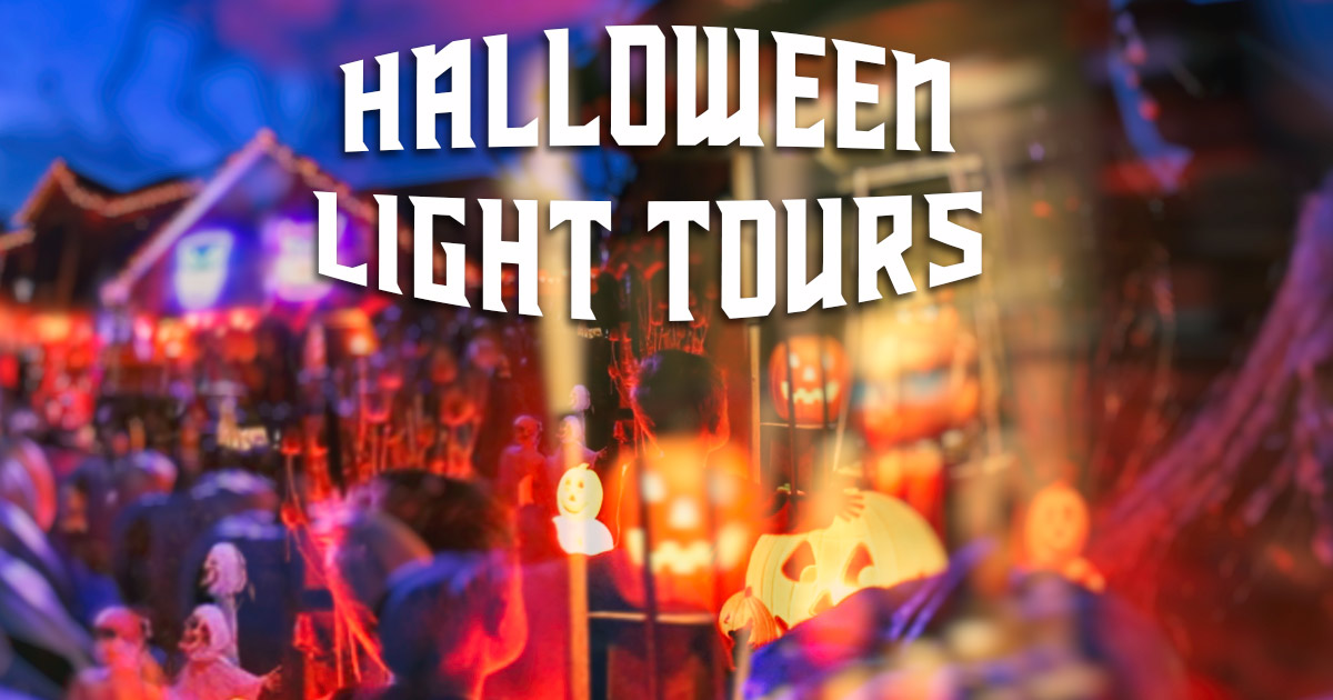 Halloween Light Tours