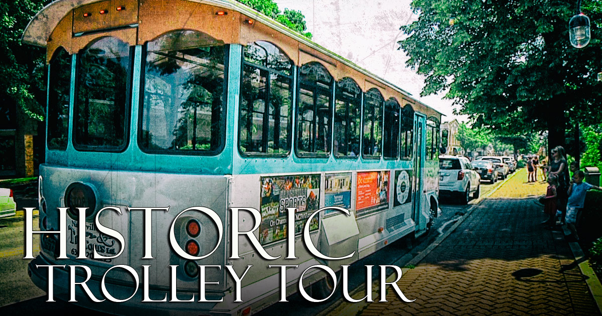 Historic Trolley Tours Of Naperville