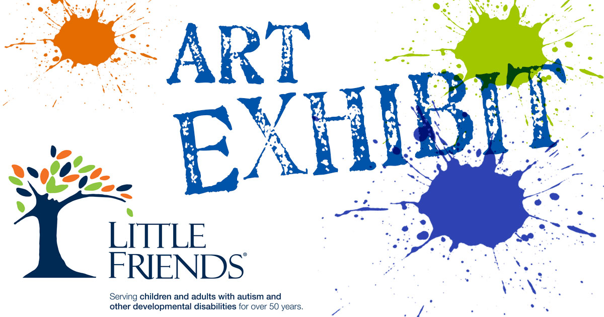 Little Friends Art Exhibit