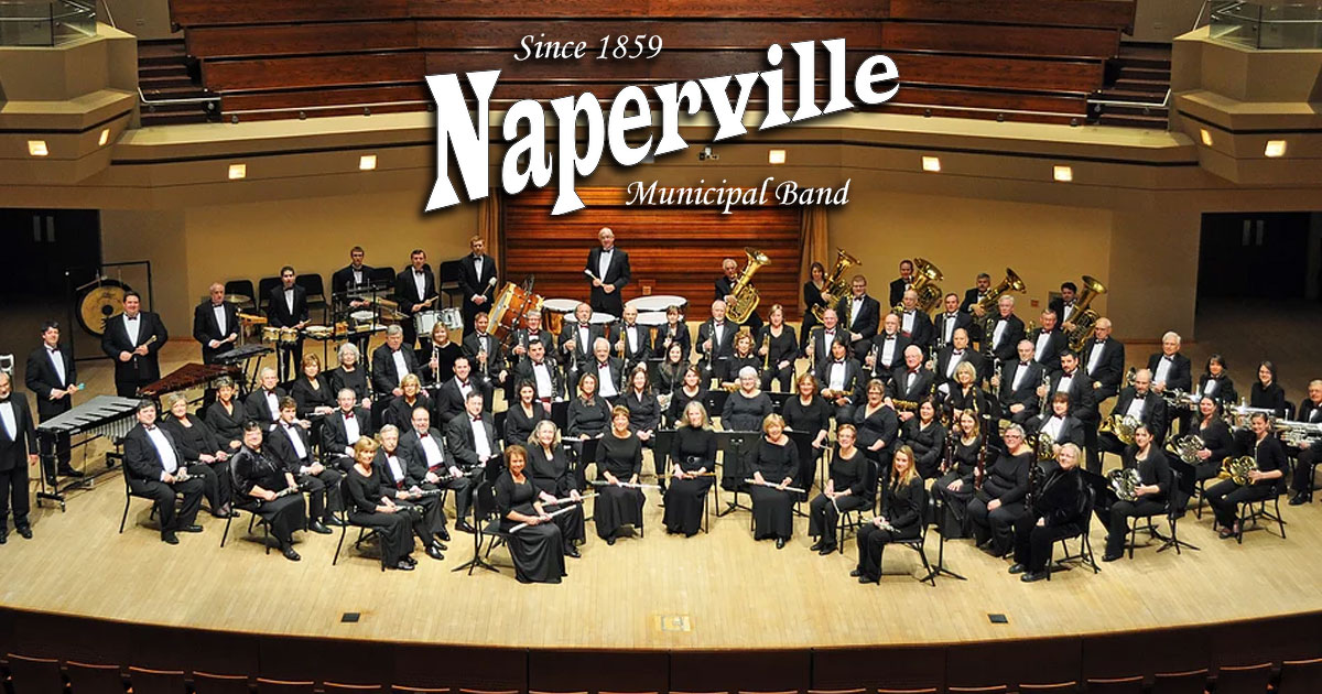 Naperville Municipal Band Memorial Day Concert