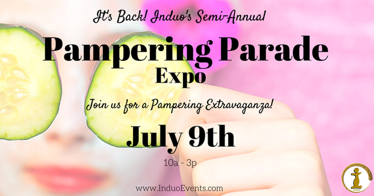 Pampering Parade Expo