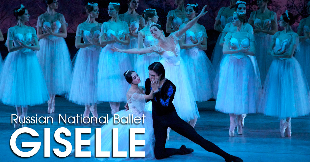Russian National Ballet: Ginselle