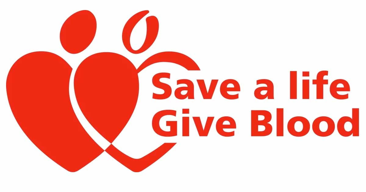 Save A Life Give Blood - Blood Drive