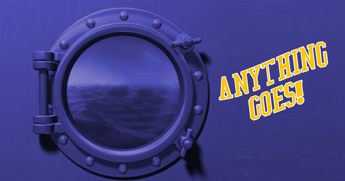 Summer Place Theatre - Anything Goes!