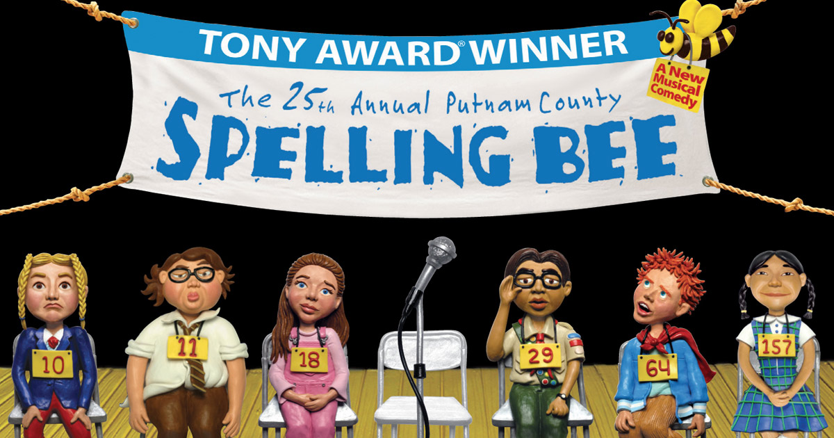Summer Place Theatre: The 25th Annual Putnam Spelling Bee