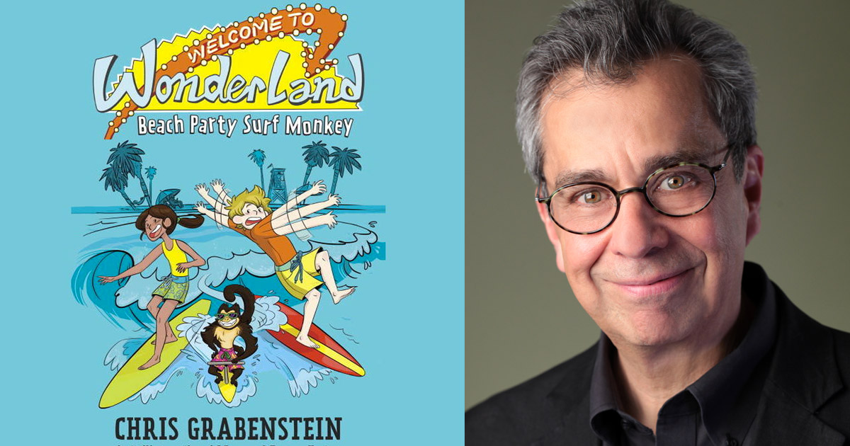 Chris Grabenstein Reading & Booksigning