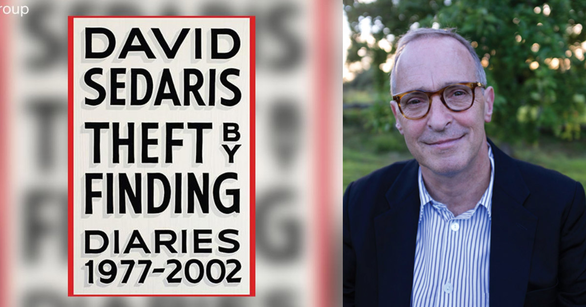 David Sedaris with Ariel Levy Presentation & Booksigning