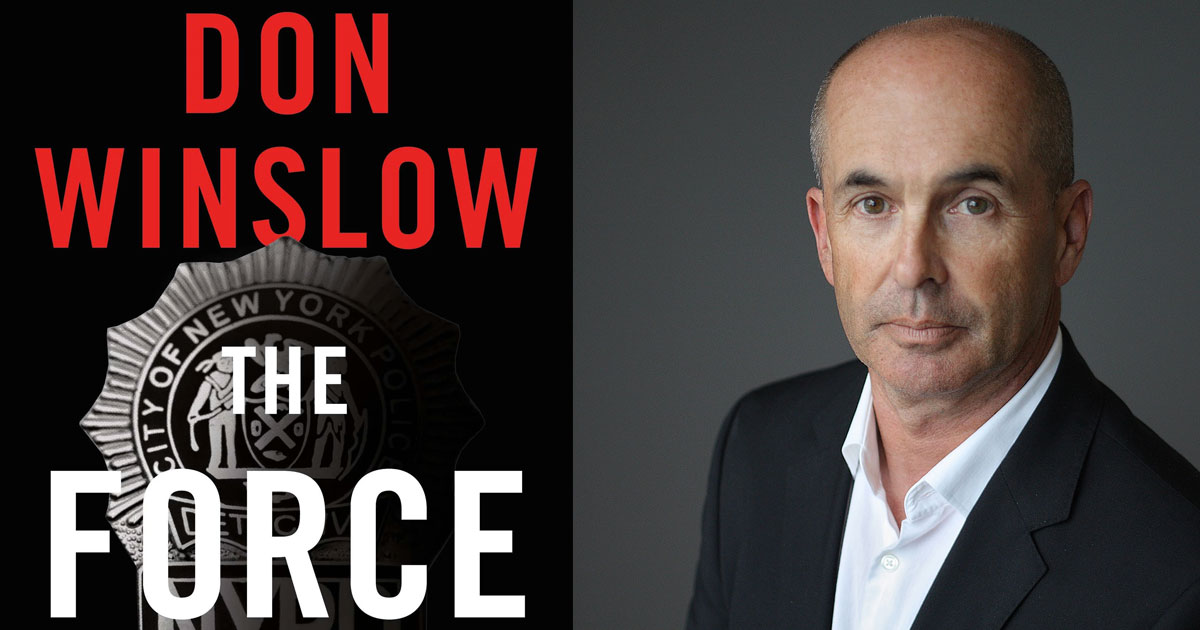 Don Winslow Presentation & Booksigning