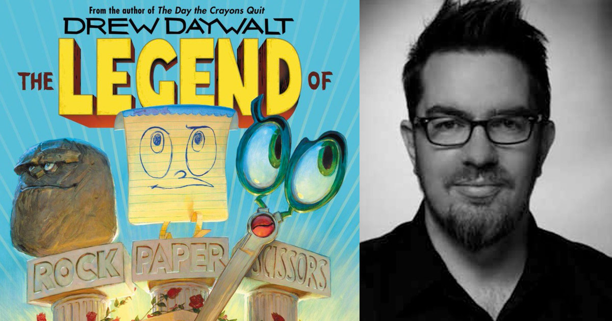 Drew Daywalt Reading & Booksigning