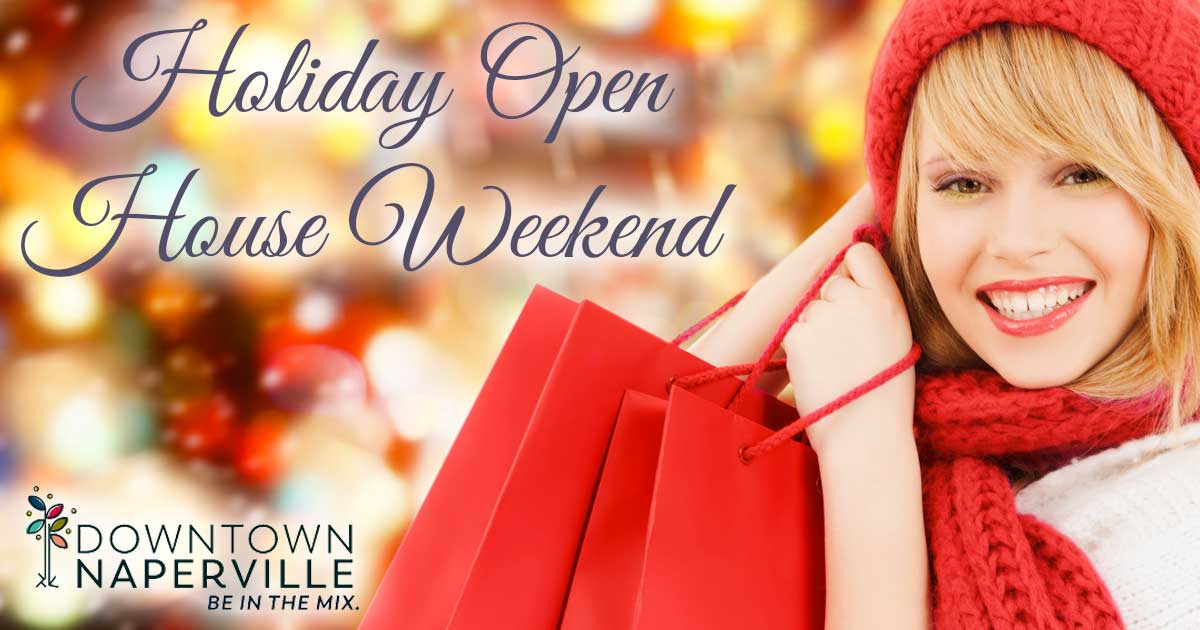 Holiday Open House Weekend 2017