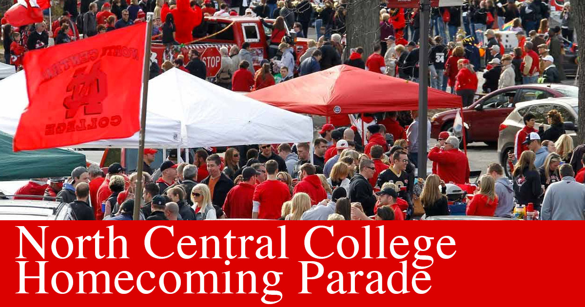 Homecoming Parade - North Central College