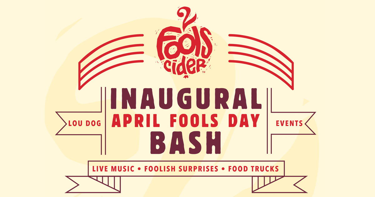 Inaugural April Fools Day Bash