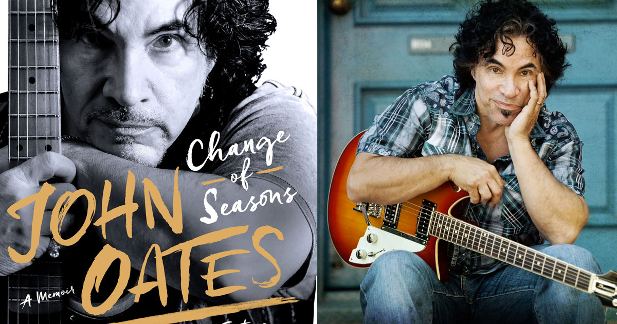John Oates Reading, Booksigning & Performance