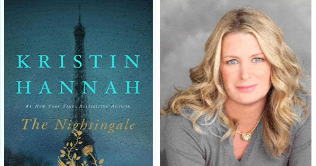 Kristin Hannah Reading & Booksigning