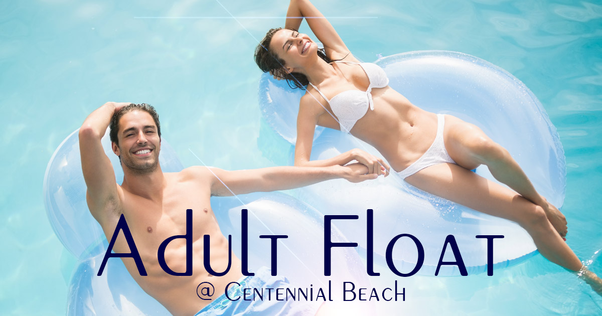 Weekend Adult Float - Ages 18 and up