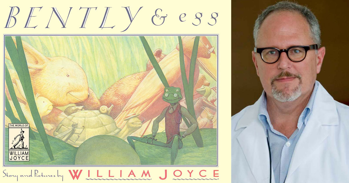 William Joyce Reading & Booksigning