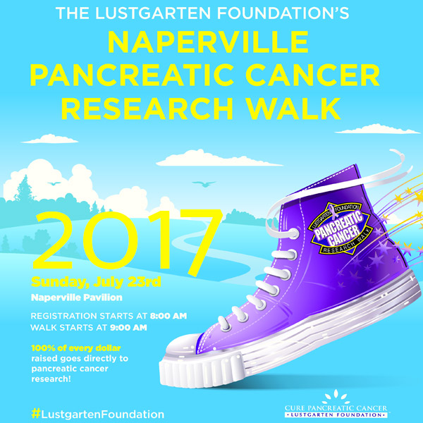 2017 Pancreatic Cancer Research Walk
